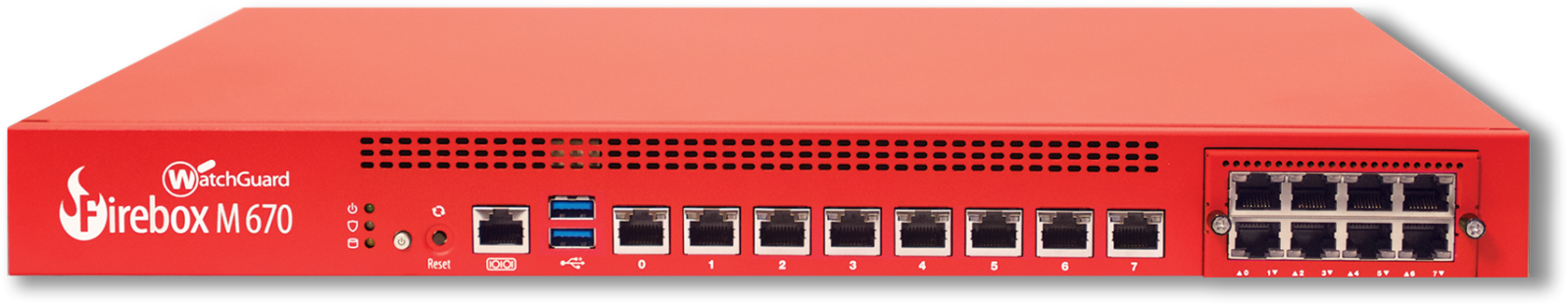 WatchGuard Firebox M470 Firewall
